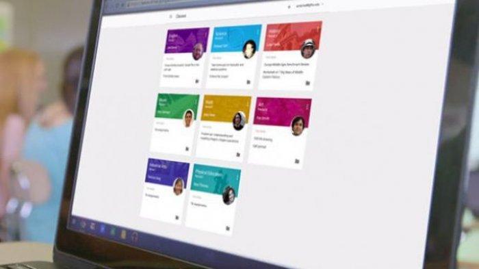 Berikut Cara Mudah Menggunakan Google Classroom untuk Belajar Online di Rumah Secara Gratis