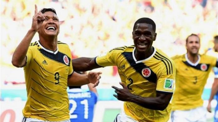 Tundukkan Paraguay 2-1, Kolombia Kokoh di Puncak Grup A