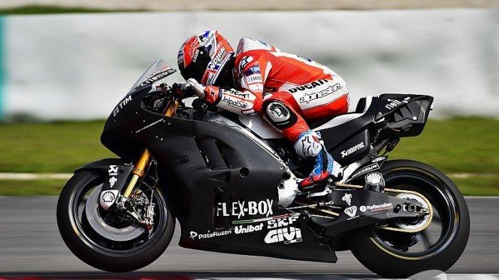 Casey Stoner Akan Jajal Pertama Kali Motor Baru Ducati, Pada Akhir Bulan Ini