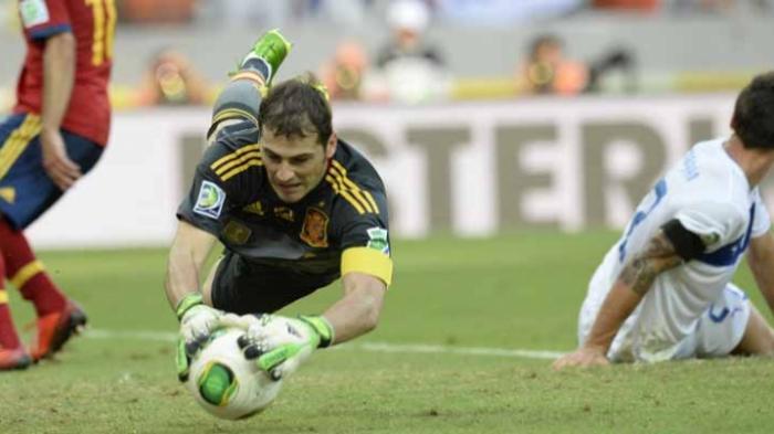 Kiper Legendaris Iker Casillas Kembali ke Pelukan Real Madrid, Sayang Bukan Sebagai Pemain