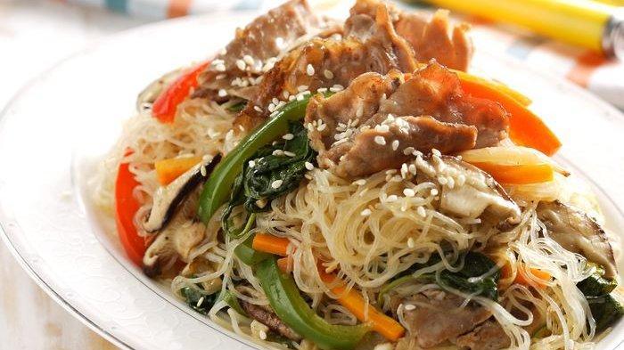 Bangkitkan Selera Makan Keluarga di Pagi Hari Dengan Lezatnya Chapchae