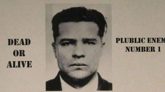 Charles 'Pretty Boy' Floyd, Gangster Paling Dicari FBI dan Memegang Gelar Musuh Publik Nomor 1