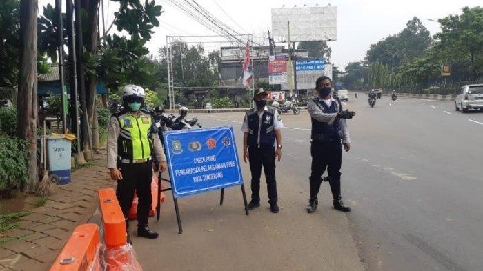 Kota Tangerang Berencana Perpanjang Masa PSBB, Ini Kata Wali Kota