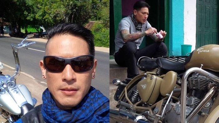 Kisah Chef Juna Touring Naik Motor Sampai Himalaya