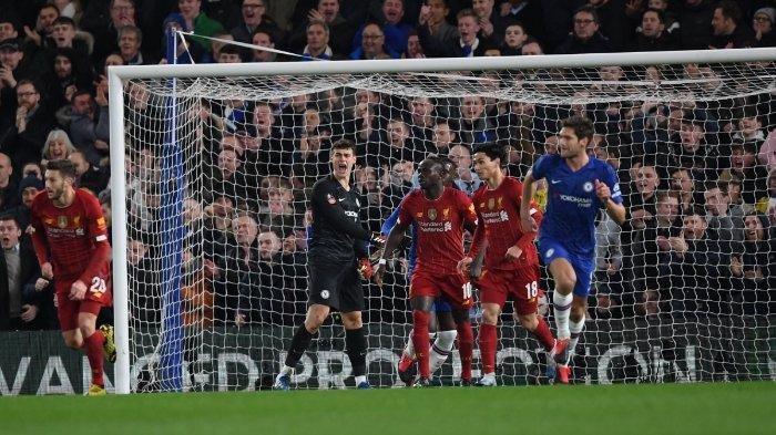 Jadwal Liga Inggris Pekan Ini : Laga Big Match Chelsea Vs Liverpool