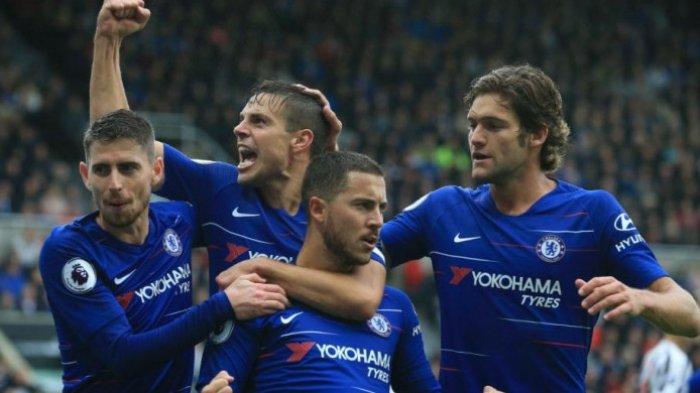 Chelsea Raih 3 Poin di Kandang Newcastle United