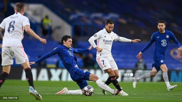 Skor Chelsea Vs Real Madrid, The Blues Lolos ke Final Liga Champions Bertemu Manchester City