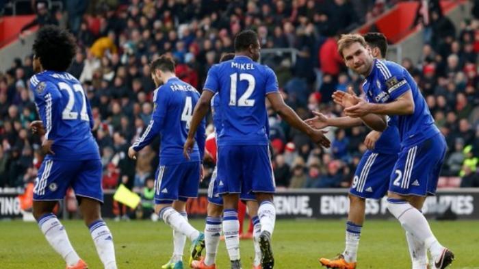 Chelsea Curi Poin Penuh di Markas Southampton