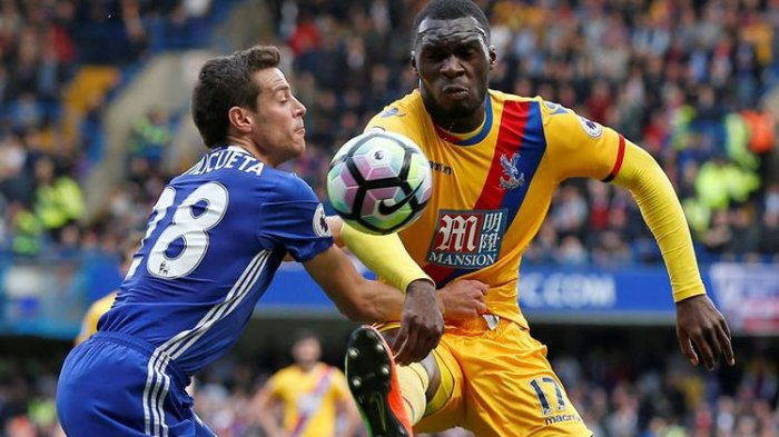 Chelsea Keok Jamu Crystal Pallace di Stamford Bridge