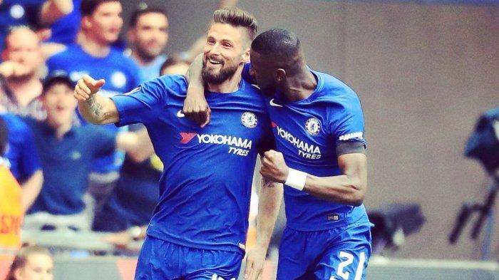 Chelsea Tantang Manchester United di FInal Piala FA, Tekuk Southamptom 2-0