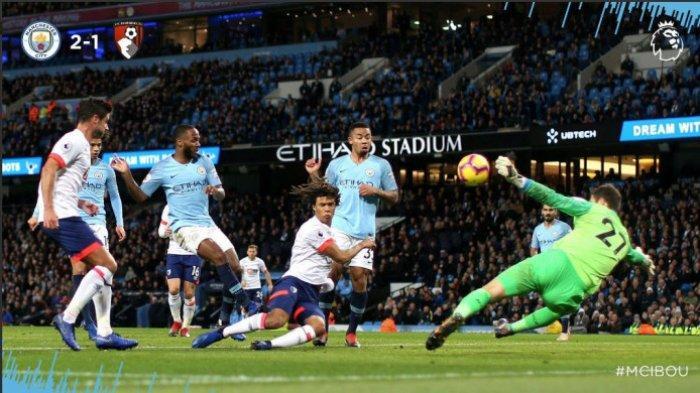 Hasil Pekan Ke-14 Liga Inggris, Manchester City Kokoh Dipuncak Klasemen