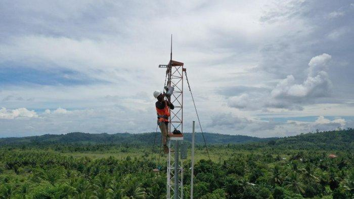 Perluas Pemerataan Jaringan Broadband, Telkomsel Hadirkan Layanan 4G LTE di Desa Marpunge, Aceh