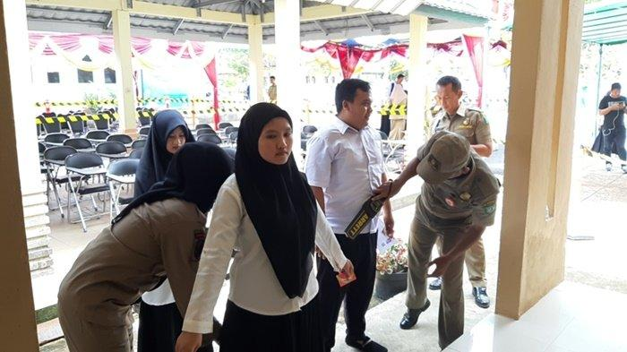 Sebanyak 51 Peserta Lolos Passing Grade pada Sesi Pertama Tes SKD CPNS Belitung Timur