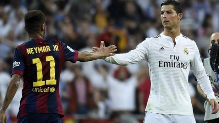Sepuluh Punggawa Real Madrid Hentikan Rekor tak Terkalahkan Barcelona