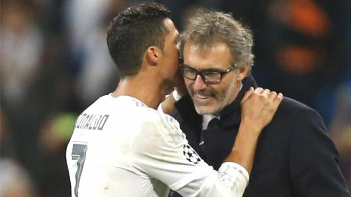 Terkuak Bisikan Ronaldo ke Laurent Blanc
