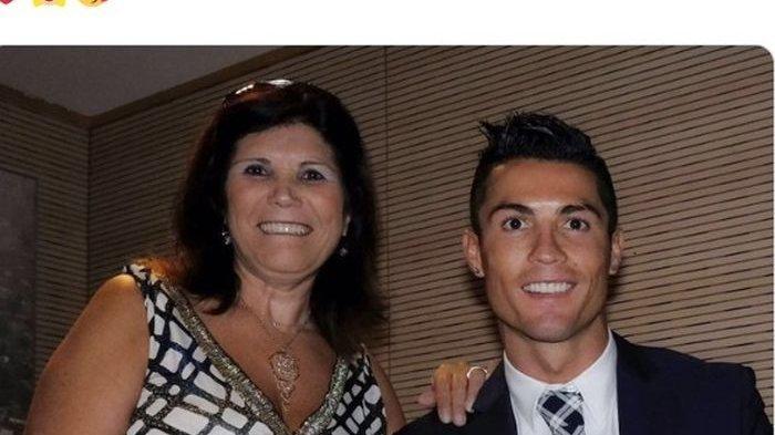 Cristiano Ronaldo Langsung Pulang Kampung Dengan Jet Pribadi Dengar Ibunya Terserang Stroke