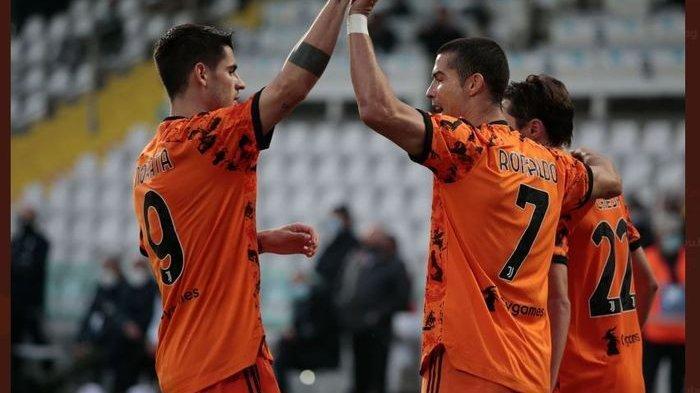 Hasil Lengkap dan Klasemen Liga Italia, Juventus Mantap di Empat Besar, AC Milan Terancam