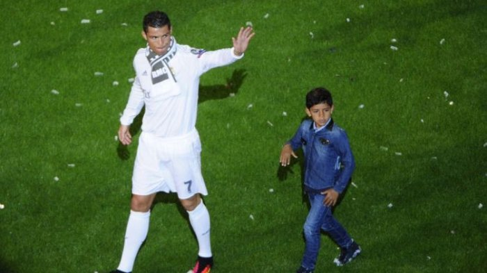 Inilah Mimpi Besar Cristiano Ronaldo Sebelum Gantung Sepatu