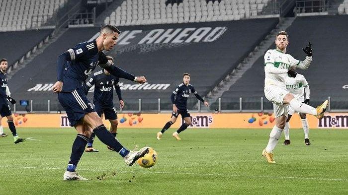 Hebat! Sassuolo Samai Prestasi AC Milan, Bobol Gawang Juventus Meski Hanya 10 Pemain