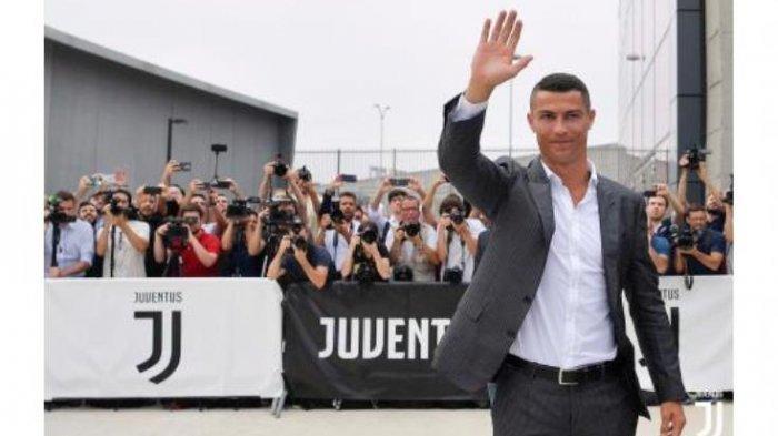 Sebelum Berseragam Juventus Cristiano Ronaldo Tolak Gabung Tiga Klub Raksasa