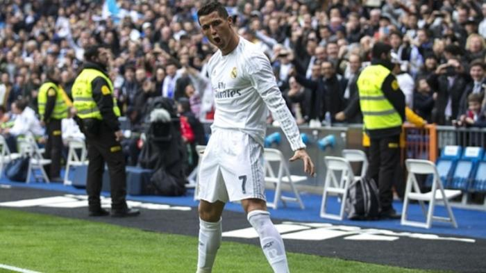 Cristiano Ronaldo Cetak 4 Gol, Real Madrid Bungkam Celta Vigo