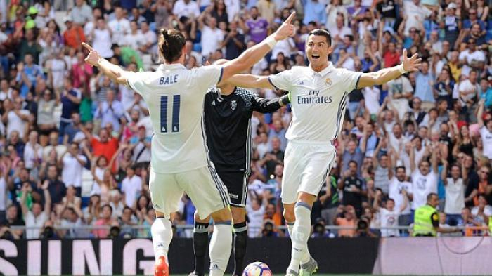 Cristiano Ronaldo Ngomong Ini untuk Xavi Hernandez