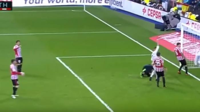 Maksud Ronaldo Angkat Tangan saat Morata Cetak Gol Kemenangan Madrid