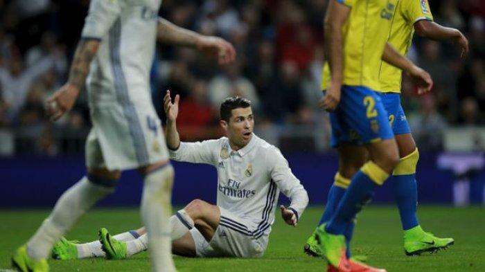 VIDEO Gol Ronaldo Pupuskan Kemenangan Las Palmas