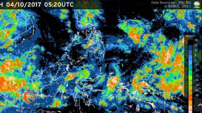 Memasuki Musim Penghujan, Beberapa Hari Kedepan Diperkirakan Hujan Lebat Disertai Petir