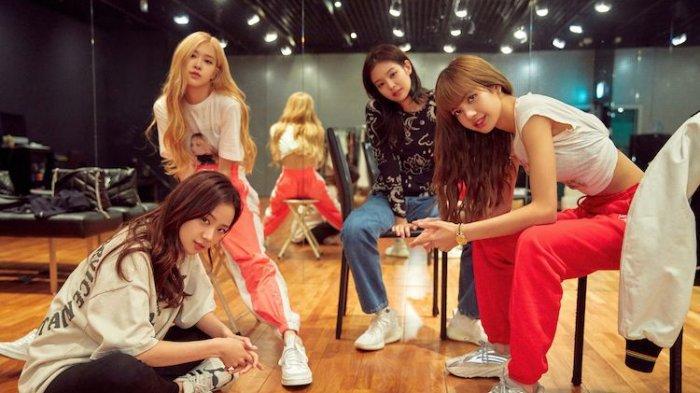 BLACKPINK Jadi Girl Group K-Pop dengan Penjualan Album Terlaris!