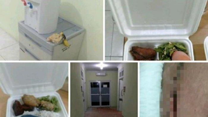 Kisah Curhat Pasien Positif Corona Tertekan Diisolasi, Pintu Ruangan Dirantai, 30 Hari 'Terkurung'