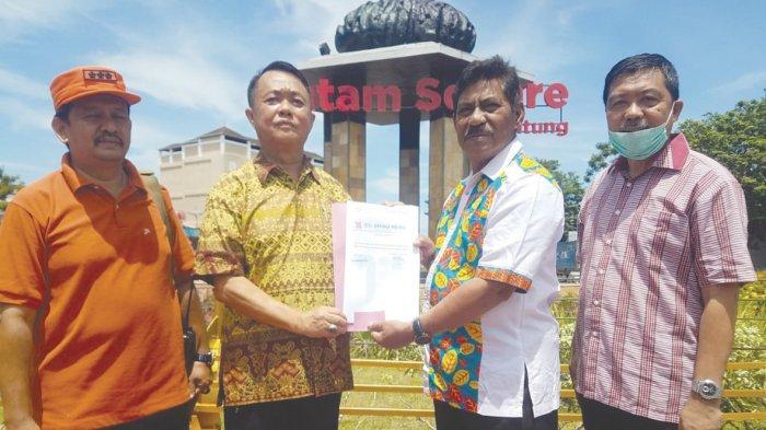CV Irpau Hero Group Turut Cegah Covid-19