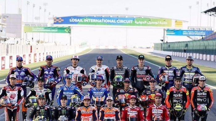 Tak Ada Nama Valentino Rossi, Inilah 8 Pembalap Musim MotoGP 2021