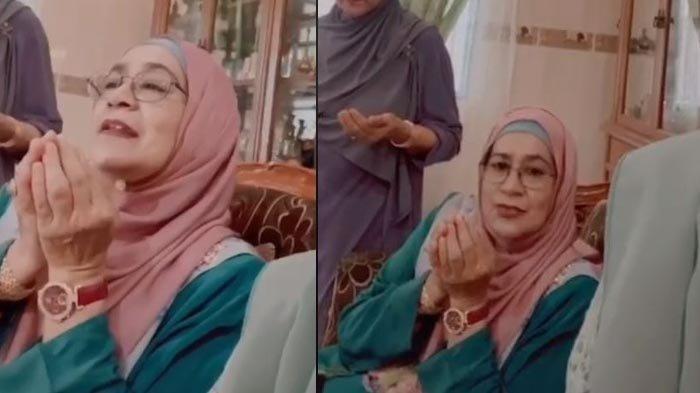 Satu Keluarga Doakan Wanita Ini Cepat Bertemu Jodoh