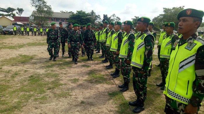 Dandim 0414/Belitung Minta Anggotanya Netral di Pilkada Belitung Timur