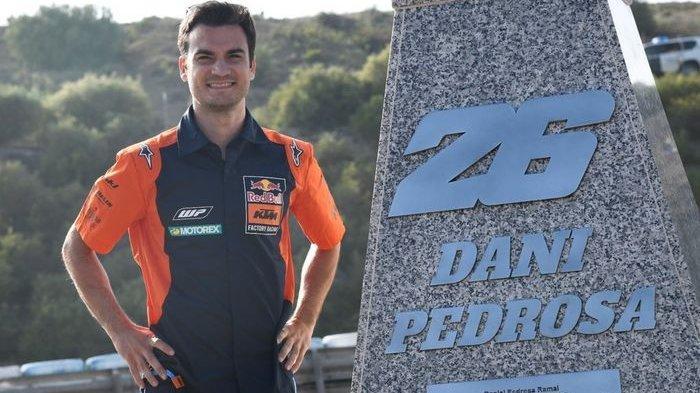 Dani Pedrosa Jajal Motor KTM di MotoGP Musim Ini Setelah Pulih dari Cedera