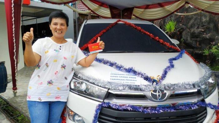 Tak Percaya Dapat Mobil dari Undian Tabungan, Darma Irawati Sempat Pura-pura Nabung di Bank