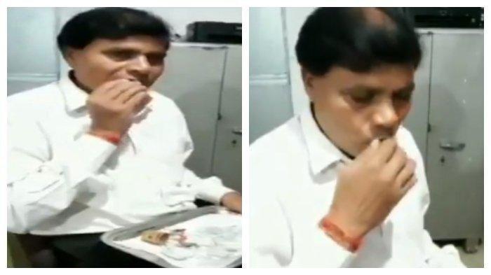 Pria Ini Kecanduan Makan Beling, yang Rusak Bukan Organ Dalam tapi Malah Giginya