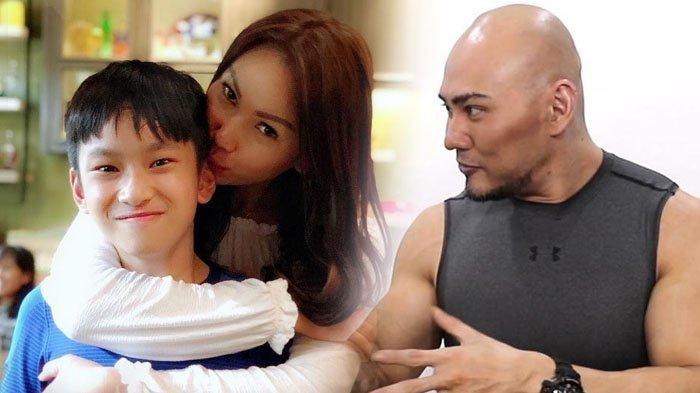 Finalis Putri Indonesia Ini Posting Foto Dicium Deddy Corbuzier, Komentar Kalina Bikin Netizen Kagum