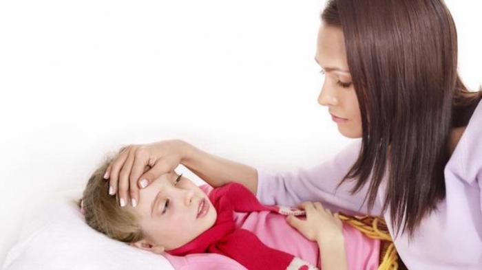 8 Gejala Demam pada Anak yang Perlu Ditangani Dokter, Waspada jika Ada Gangguan Pernapasan