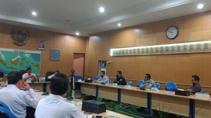 Rapat Pemkab Belitung dan Maskapai, Bakal Terapkan Protokol Kesehatan Penanganan Covid-19