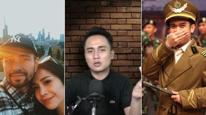 Denny Darko: Harus Ambil Pelajaran dari Cerita Olga Syahputra, Prediksi Kesehatan Raffi Ahmad
