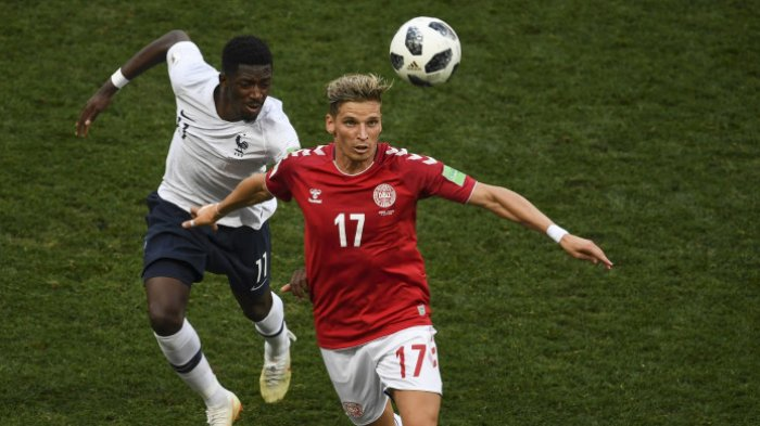 Laga Berakhir Imbang Tanpa Gol, Prancis dan Denmark Sama-sama Lolos Fase Grup