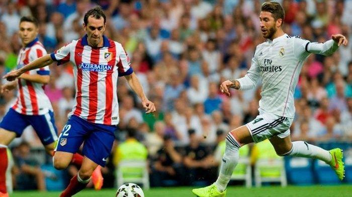 Jadwal Lengkap Sepak Bola Malam Nanti, Dua Derby Sekaligus, Madrid dan Manchester