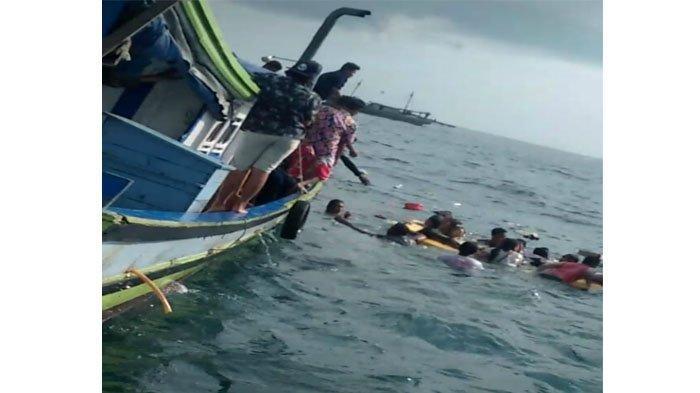 Transportasi ke Pulau Lengkuas Sedang Tahap Pengaturan, Terkait Laka Laut Menewaskan Satu Orang