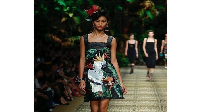 BIODATA Devita Ravani, Top Model Tanah Air dan International, Kerap Bawakan Brand Ternama Italia