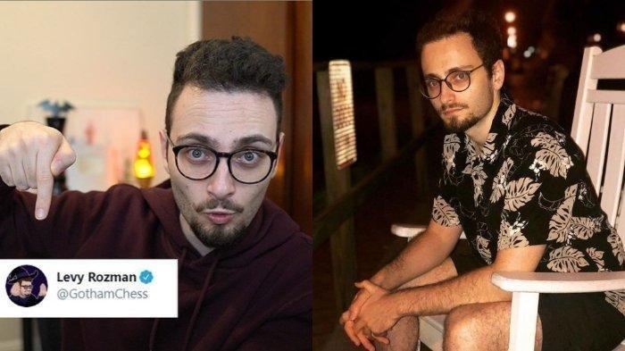 GothamChess Akhirnya Berani Buka Twitter dan YouTube Setelah Dewa Kipas Kalah