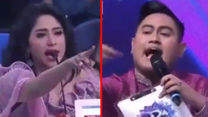 Dewi Perssik Tak Mau Minta Maaf Sama Nassar, Ini Komentar Pedas Para Netizen