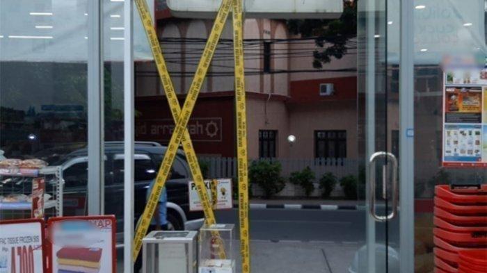 Balita Tewas Tertimpa Pintu Kaca Minimarket di Salemba, Polisi Periksa 10 Saksi