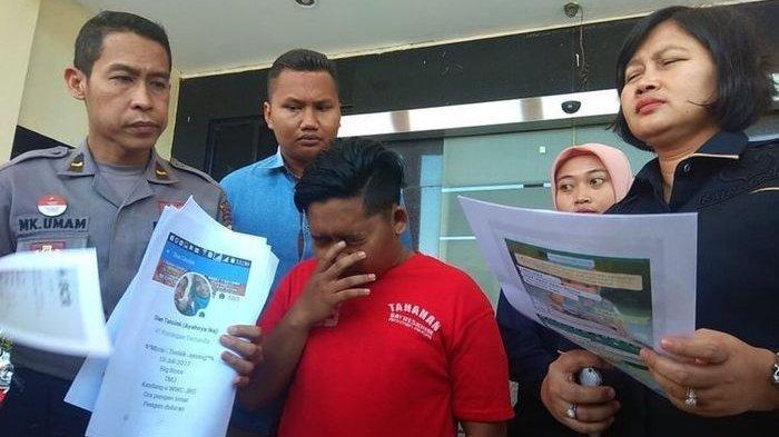 Kronologi Tertangkapnya Tukang Bakso Asal Kediri Ajak Istri Hamil 4 Bulan 'Layani' Tamu Bertiga